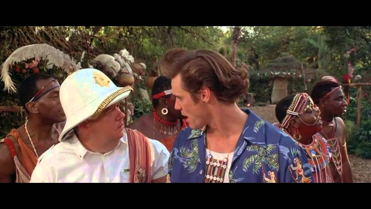 Ace Ventura: When Nature Calls: Pride is an abomination ...