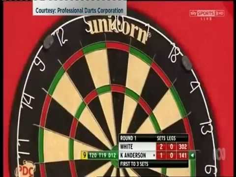 Perth Darts Masters - ABC News - August 12, 2015