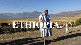 Ethiopian Landscape & People