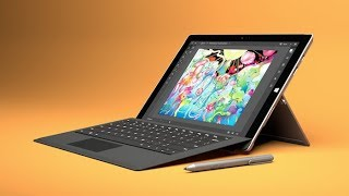 هل Microsoft Surface Pro 4 عملي؟