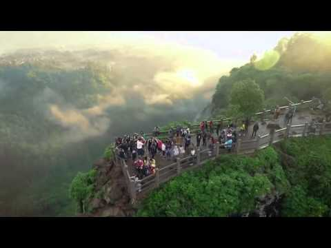 TEBING KERATON AERIAL I Family Travel Indonesia