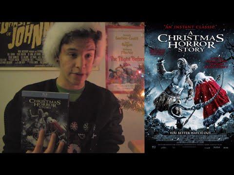 "JRM - ""A Christmas Horror Story"" Movie Review"
