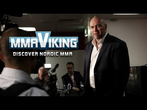 Dana White on Ilir Latifi Fighting Jimi Manuwa