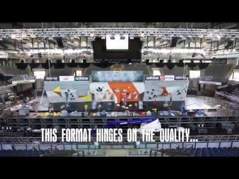 adidas Rockstars 2014 finals report