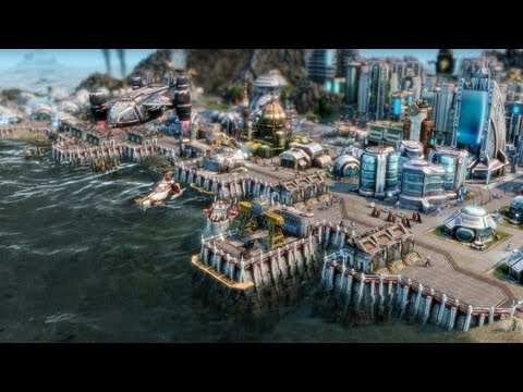 Anno 2070 Gameplay [HD]