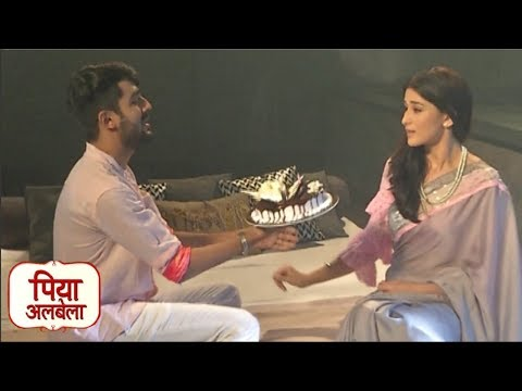 Naren SURPRISES Pooja | Piya Albela 8th June 2018 - Zee Tv News Today