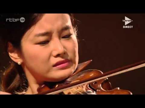 Bomsori Kim | Brahms | Concerto in D Major | 2015 Queen Elisabeth International Violin Competition