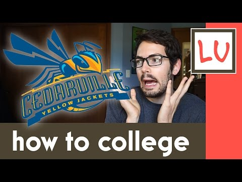 Top 10 Awesome Tips for Cedarville Freshmen! - Life Unedited #171