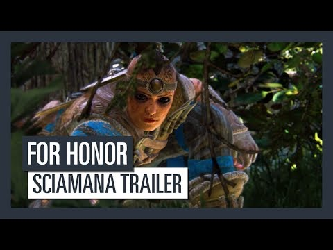 For Honor Order and Havoc -Sciamana trailer