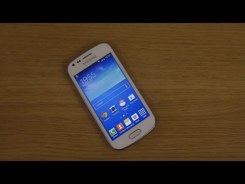 Samsung Galaxy Trend Plus - First Look