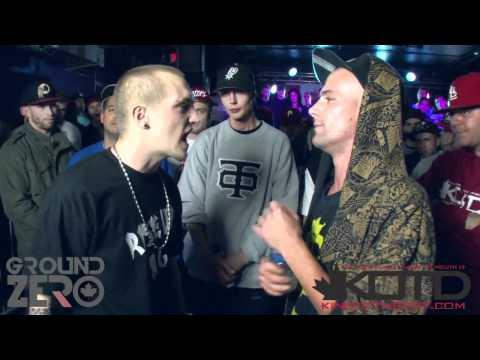 KOTD - Rap Battle - Yung Casper vs Cormz Tha Cancerous