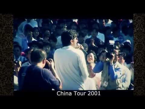** Exclusive Footage ** kamijee,Junaid Jamshed & Junoon China Tour 2001