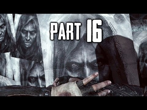 DO NOT ENTER! - Thief Gameplay Walkthrough Part 16 (PS4 XBOX ONE)