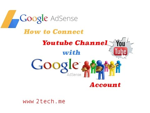 How to Connect Youtube channel to an AdSense account