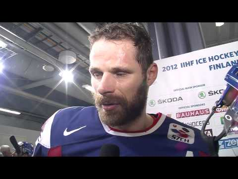 Slovakia v France Post Game Comments