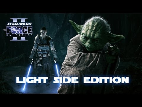 Star Wars: Force Unleashed 2 (Light Side Edition) Game Movie 1080p HD