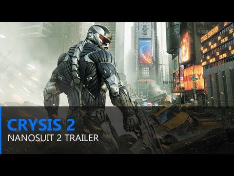 Crysis 2: Nanosuit 2 - Trailer