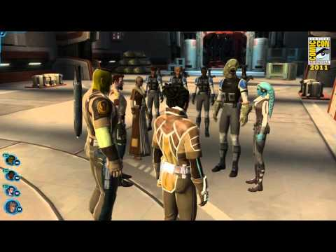 Star Wars: The Old Republic - Esseles Developer Walkthrough