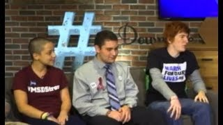 Parkland students live Q&A at Twitter HQ in NYC - March 19, 2018 #AskMSDStudents