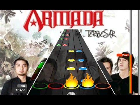 Download Lagu Guitar Flash Custom INDONESIA Kau Pikir Aku Ini Apa by Armada (Expert) MP3 Free