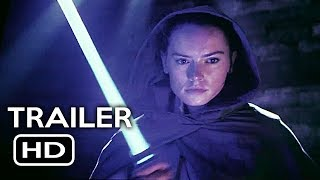 Star Wars: Episode 8: The Last Jedi Behind the Scenes Trailer (2017) Fantasy Movie HD