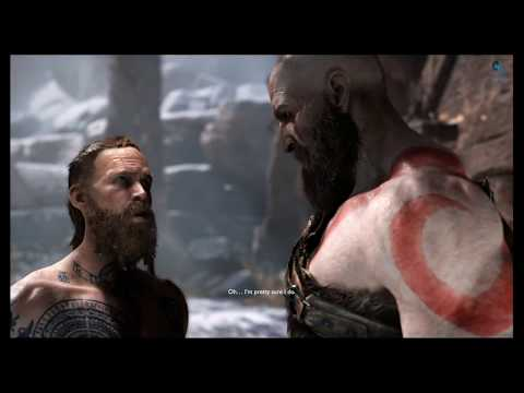 God of War PS4: Kratos Vs Baldur All Fights