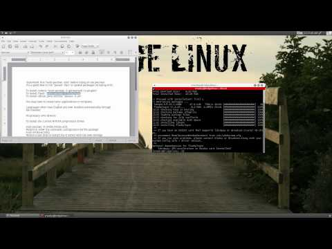 Bridge Linux 2013.6....Under The Arch..!!