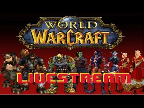 Friday Night Live - WoW - Random Mists of Pandaria Raids