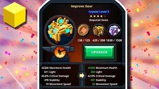 Trove - MAXED Crystal Level 3 & 33K+ Power Rank | MAIN Progress!
