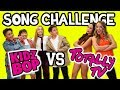 Guess the Song Challenge with Kidz Bop Kids vs Totally TV -