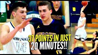 Tyler Herro Goes DUMMY w/ 37 Points in 20 Minutes!! Another McDonald
