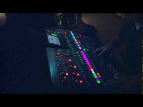 Behringer X32 - Live and In Use