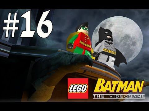 Lego Batman - Part 16 Rockin the Docks Bane