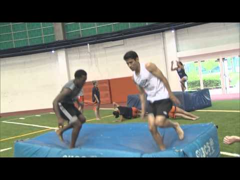 2014 Summer Workout Video - Syracuse Athletics