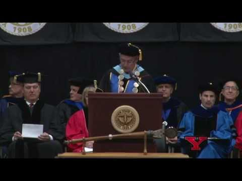 YSU Commencement: Colleges of Business, Education, and STEM