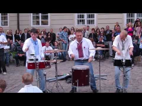 """Cool Guys Come off the Drums. Team Drummers """"Drum Force"""" - """"Safri Duo"""" Competitors #PI"""