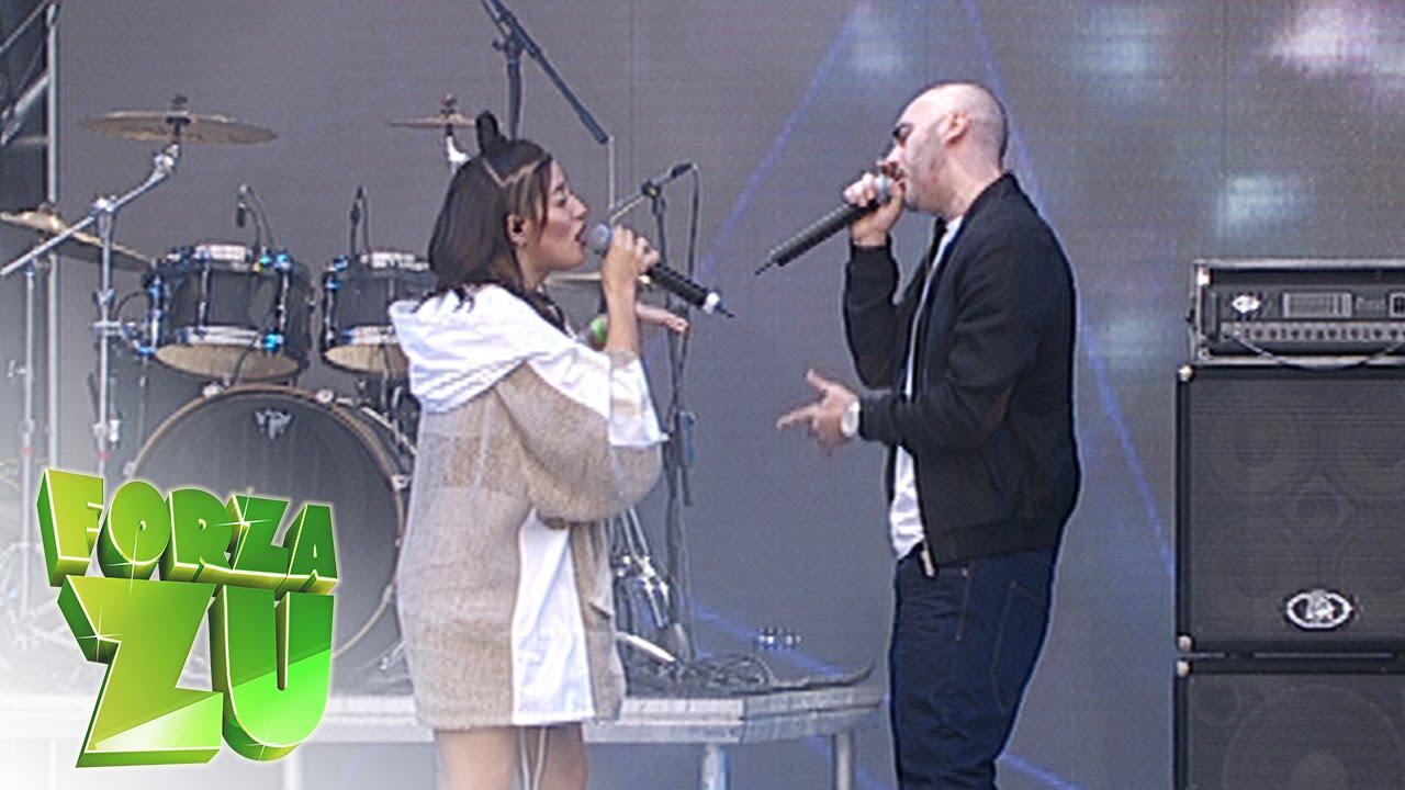 Cabron feat.  Nicoleta Nuca - Adevar sau minciuna (Live la Forza ZU 2016)