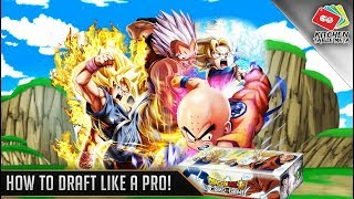 [DBS TCG] How To Draft Like A Pro! Draft Box 3 Tips and Tricks