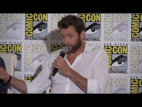 The Wolverine Comic Con Panel With Hugh Jackman, Director James Mangold