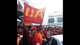 ultrAslan ORDU BASKIN ANI !! GALATASARAY
