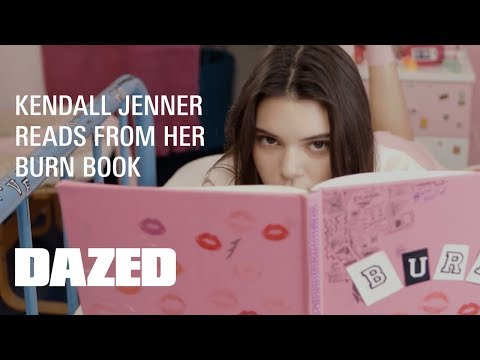 Kendall Jenner's Burn Book
