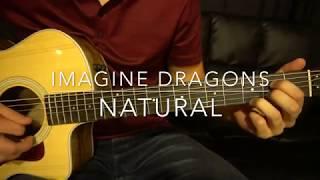 Download Lagu Imagine Dragons // Natural // Easy Guitar Lesson (W/Tabs!) Gratis STAFABAND