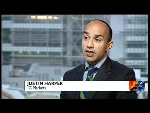 Justin Harper on BBC World News' Asia Business Report