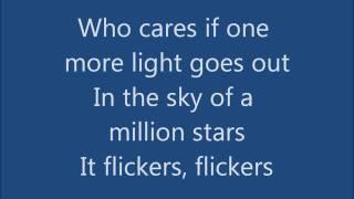 download lagu Linkin Park - One More Light Lyrics Hq gratis