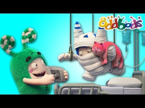 SUPERHERO INSTINCTS | Oddbods Full Episodes | Funny Cartoons For Kids