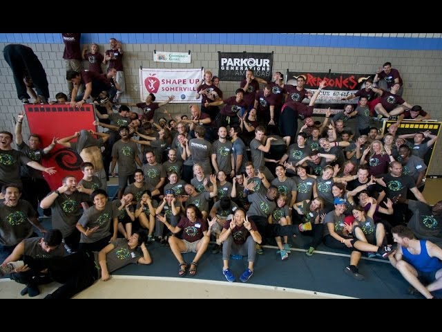 American Rendezvous 2014 | Hosted by Parkour Generations Americas