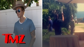 What Do You Mean? Justin Bieber GOT SERVED