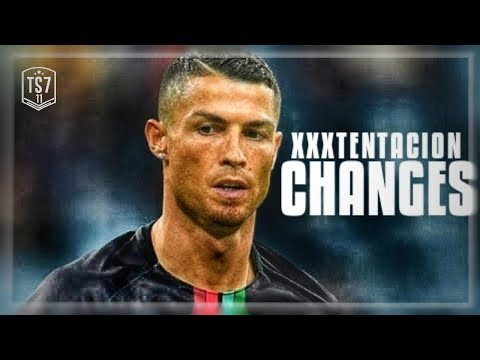 Cristiano Ronaldo 2018 ● XXXTENTACTION - CHANGES | SUPER Skills & Goals | HD thumbnail