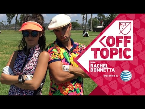 Country Club life w/ Landon Donovan | Off Topic w/ Rachel Bonnetta