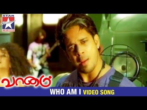 Vaanam Tamil Movie Songs HD | Who Am I Video Song | Bharath | Yuvan Shankar Raja | Star Music India
